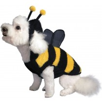 Buzzing Bee Dog Costume - Large