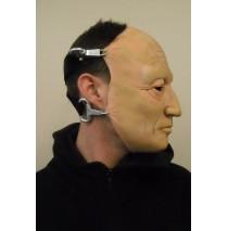 Saw-Jigsaw (Tobin Bell) Mask Adult - One-Size