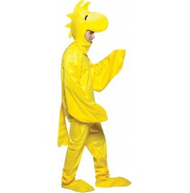 Peanuts Woodstock Adult Costume - One Size Fits Most Adults
