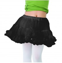 Petticoat (Black) Child - Medium/Large