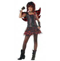 Rebel Fairy Child Costume - X-Large (12-14)