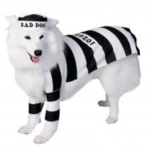 Prisoner Dog Pet Costume - Small
