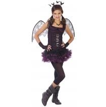 Night Wing Bat Teen Costume - Teen (0-9)