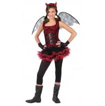 Night Wing Devil Teen Costume - Teen (0-9)