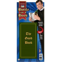 Bottle in a Book Adult Accessory - One Size