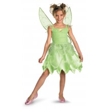 Tink and the Fairy Rescue - Tinkerbell Classic Toddler / Child Costume - Toddler (3T-4T)