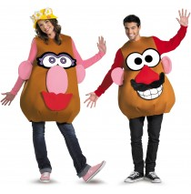 Mr. or Mrs. Potato Head Deluxe Adult Costume - Standard (42-46)
