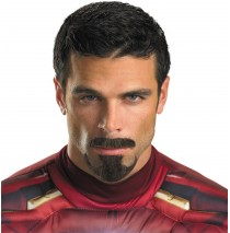 Iron Man 2 (2010) Movie - Tony Stark Facial Hair - One-Size