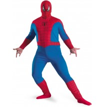 Spider-Man Adult Plus Costume - XX-Large (50-52)