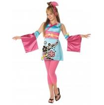 Kyoto Kutie Tween Costume - Medium 10/12