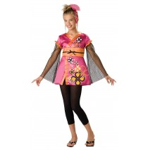 Killer Kimono Tween Costume - Small 8/10