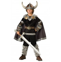 Viking Warrior Child Costume - X-Large 12