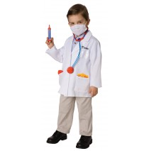 Doctor Child Costume Kit - One Size (Fits Sizes 4-8)