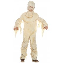 Classic Mummy Child Costume - Medium (8-10)