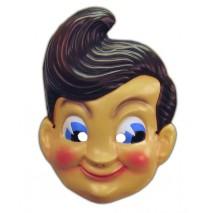 Big Boy Plastic Adult Mask - One Size