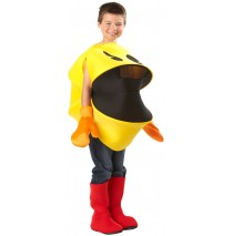 Pac-Man Deluxe Child Costume - One Size Fits Most Kids