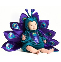 Baby Peacock Infant / Toddler Costume - 12/18 Months