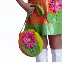 Flower Hippie Bag - One-Size
