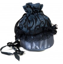 Midnight Bride Purse - One-Size
