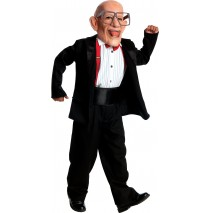 Six Flags Mr. Six Child Costume - Large