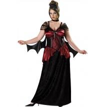 Vampira Adult Plus Costume - XX-Large