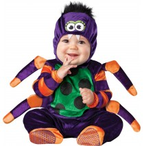 Itsy Bitsy Spider Infant / Toddler Costume - 18 Months/2T