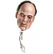Pirates Of The Caribbean - Zombie Crew Vinyl Mask (Adult) - One-Size