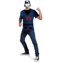 G.I. Joe - Cobra Commander Adult Costume Kit - Standard (42-46)