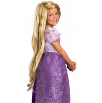 Tangled - Rapunzel Wig (Child) - One-Size
