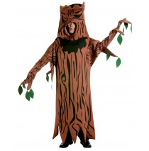 Scary Tree Adult Costume - One Size Fits Most Adults