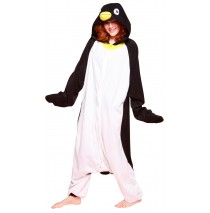 BCozy Penguin Adult Costume - One-Size