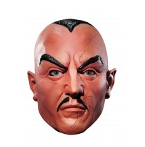 Green Lantern Movie - Sinestro 3/4 Vinyl Mask (Adult) - One-Size