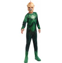 Green Lantern - Tomar-Re Child Costume - Large