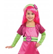 Strawberry Shortcake - Raspberry Torte Wig (Child) - One-Size