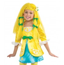 Strawberry Shortcake - Lemon Meringue Wig (Child) - One-Size