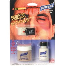 Wax Works - Latex and Wax Kit - One-Size