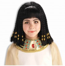 Queen Of The Nile Wig (Child) - One-Size