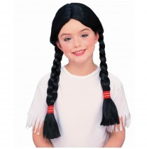 Native American Princess Wig (Child) - One-Size