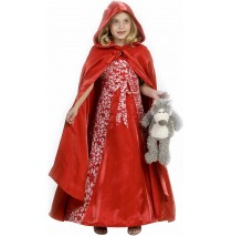 Princess Red Riding Hood Child Costume - 4
