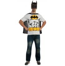 Batman T-Shirt Adult Costume Kit - Medium