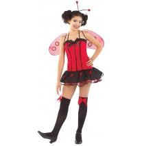 Little Miss Ladybug Tween Costume - Pre-Teen (12/14)