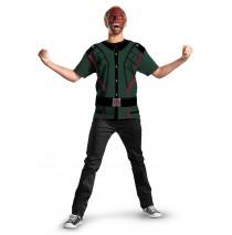Captain America Movie - Red Skull Adult Plus Costume Kit - Plus (50-52)