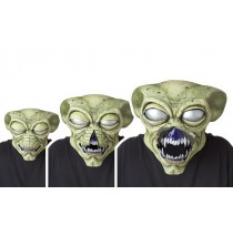 Visitor Ani-Motion Adult Mask - One-Size