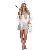 Flap Happy Adult Plus Costume - 1X/2X