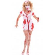 Bloodbath Betty Adult Plus Costume - Plus (1X/2X)