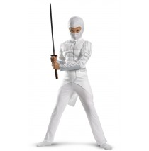 G.I. Joe Retaliation Storm Shadow Classic Muscle Chest Child Costume - 4/6