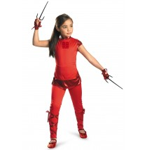 G.I. Joe Retaliation Jinx Classic Child Costume - 7/8