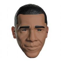 Barack Obama Adult Half Mask - One-Size