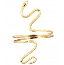 Gold Asp Adult Armband - One-Size