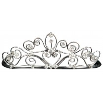 Silver Child Tiara - One-Size